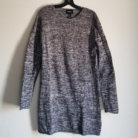 Forever 21 Other - Men's longline knit pullover sweater
